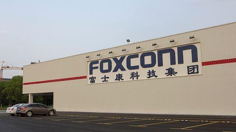 Apple, Foxconn i iPhone'y warte 43 mln dol. wyniesione wprost z fabryki