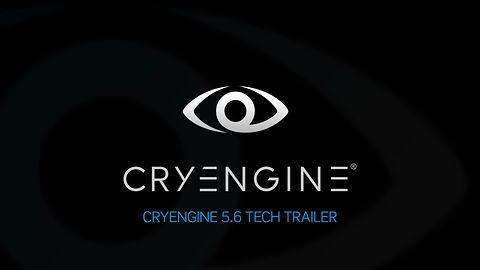 CryEngine 5.6.0. Pokaz nowego silnika i możliwa niespodzianka