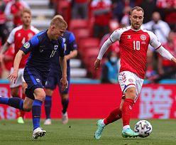 Euro 2020. Christian Eriksen wysłał wiadomość. Te słowa mówią wszystko