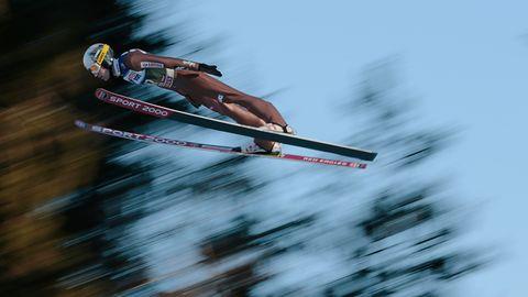 Skoki narciarskie: sezon już otwarty. Ty też możesz skakać w grach narciarskich