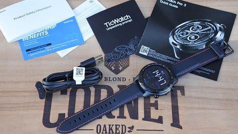 TicWatch Pro 3 GPS — taki zegarek z WearOS można polubić