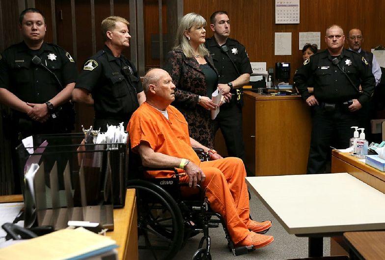 Golden State Killer był nieuchwytny 40 lat. Seryjny morderca z policji na ustach USA