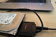 Bardzo przydatna rzecz: adapter SATA - USB