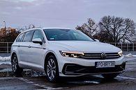Test Volkswagen Passat GTE: Systemy wsparcia, ochrony i zarządzania energią