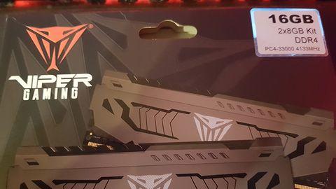 Kilka słów o pamięciach Patriot Viper Steel DDR4 4133MHz