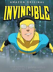Oto NAJLEPSZY serial animowany dla dorosłych: Invincible (2021) 