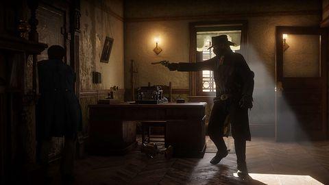 Fotorealistyczny Red Dead Redemption 2 wygląda oszałamiająco