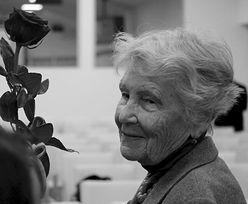 Amelia Dunin nie żyje. Legenda Krakowa miała 93 lata