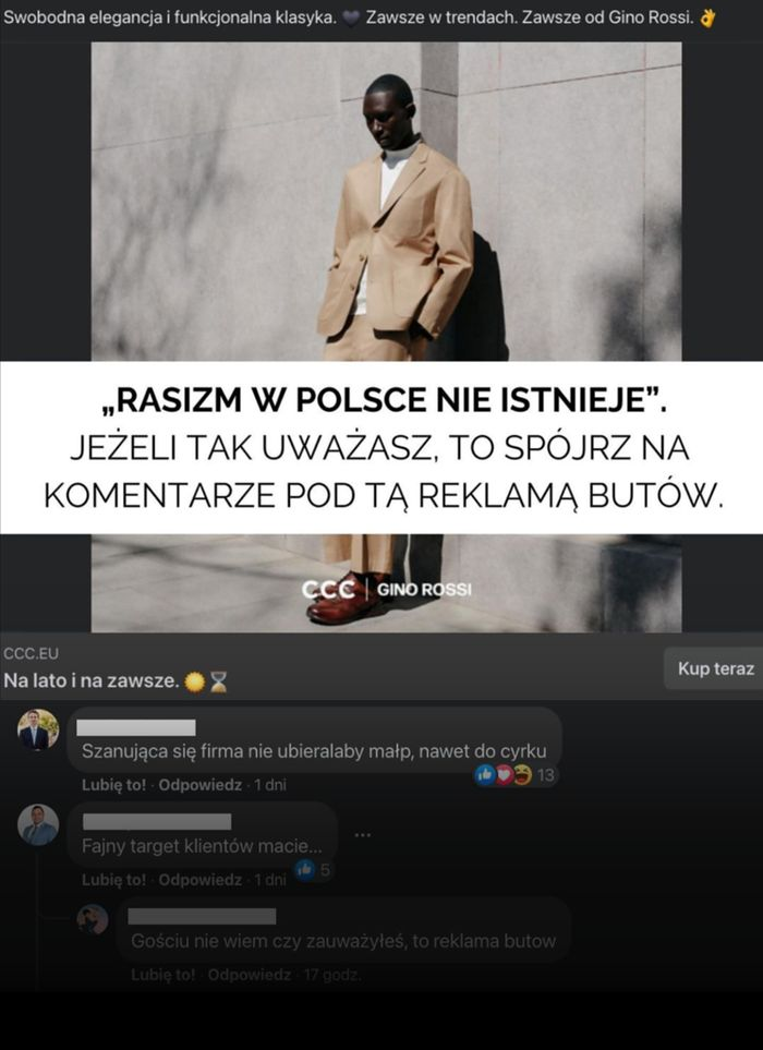 Rasizm w Polsce