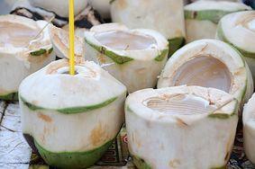 Właścwości młodego kokosa