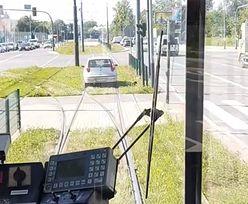 Szokujące zachowanie kierowcy. Nagranie z Krakowa podbija sieć