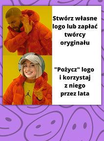 Czy Wersow (studentka PRAWA) ukradła logo znanego twórcy?