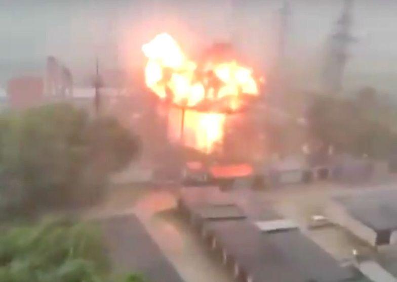"""""""Superulewa"""" w Moskwie. Stolicę Rosji nawiedził potężny kataklizm"""