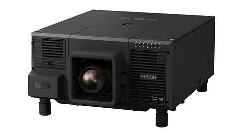 Epson wprowadza na rynek swój pierwszy laserowy projektor instalacyjny 3LCD 4K