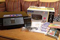 Epson EcoTank L7160 — drukarka zawitała na warsztat