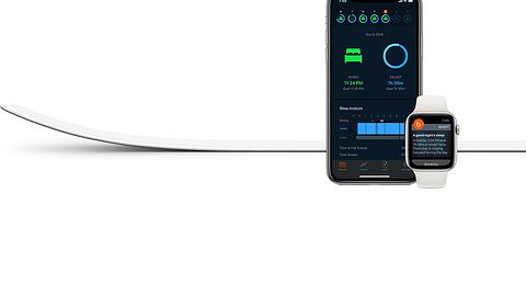 Apple Beddit Sleep Monitor – nieoczekiwana premiera nowego urządzenia firmy Tima Cooka