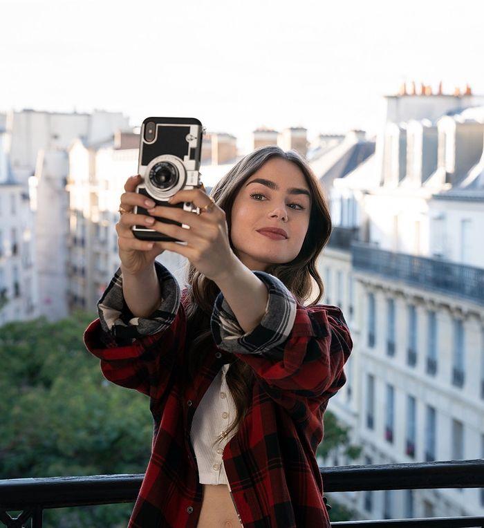 Emily w Paryżu - kadr z serialu