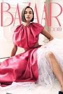 Irina Shayk w Harper's Bazaar o córeczce Lei i sile kobiet!