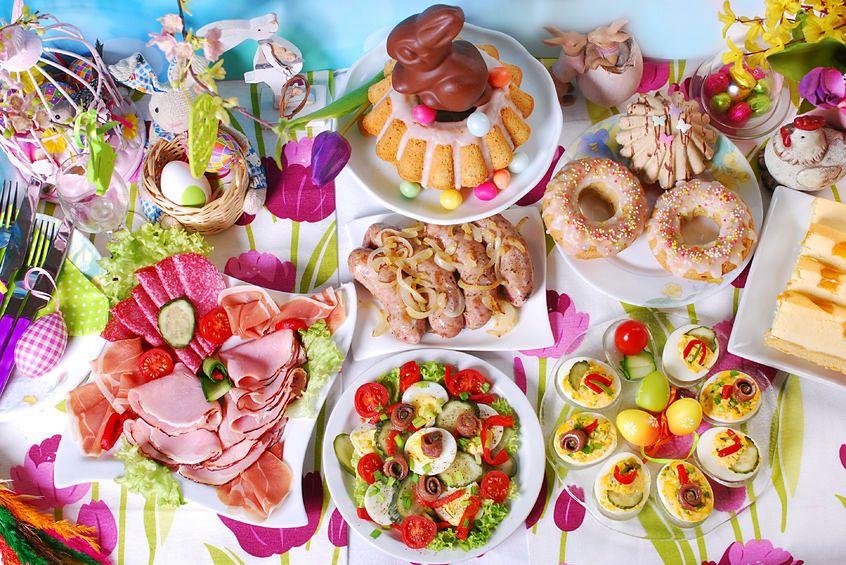 Wielkanoc u dietetyków