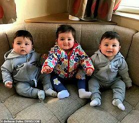 Matka trojaczków opowiada o śmierci jednego z dzieci