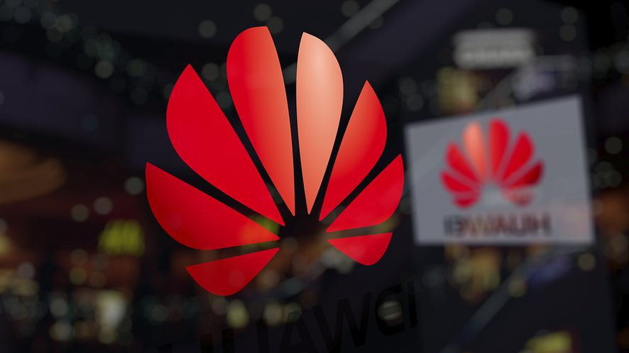 Logo Huawei z depositphotos
