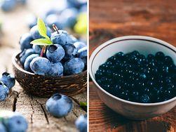 Różnice między czarnymi jagodami a borówkami amerykańskimi. Sprawdź, które są zdrowsze