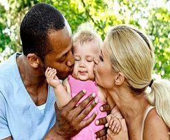 Mama z Europy, tata z Afryki. Mają córkę o fenomenalnej urodzie
