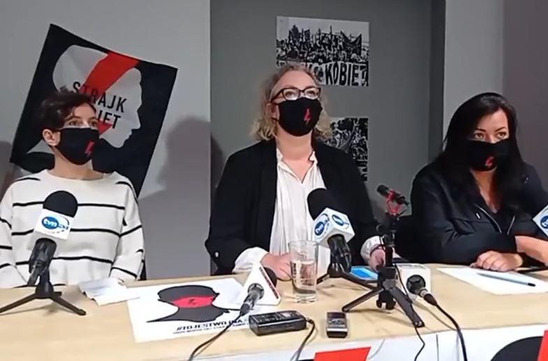 Strajk kobiet w całej Polsce. Ogłoszono postulaty. Jest jeden główny cel