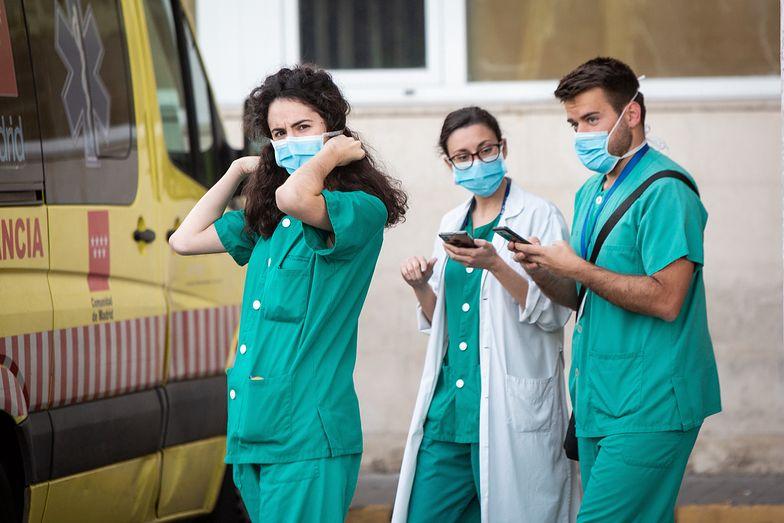 Hiszpania. Niebezpieczna choroba zabiła dwie osoby. To nie koronawirus