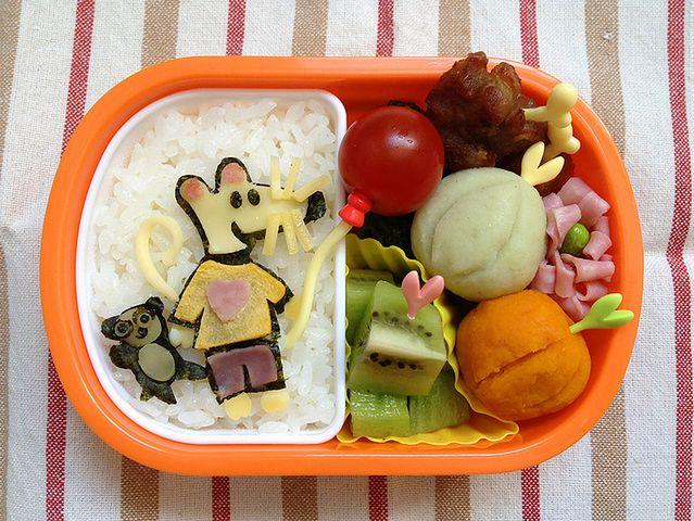 Pakuj dziecku bezpieczne jedzenie
