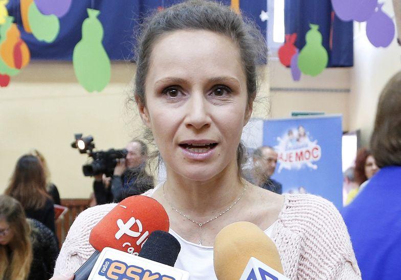 Ohydny komentarz pod zdjęciem Moniki Mrozowskiej. Jest riposta