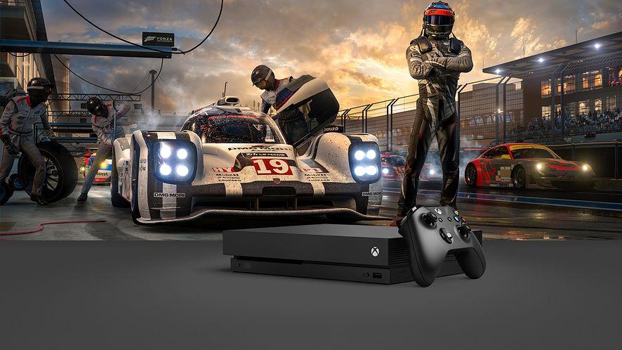 Turn 10 przeprasza. Forza Motorsport 7 cofnie się o dwa lata