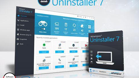 Ashampoo UnInstaller 7: wygraj licencję na totalne sprzątanie Windowsa