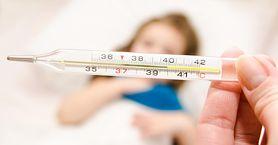 Wysoka gorączka u dziecka – co robić?