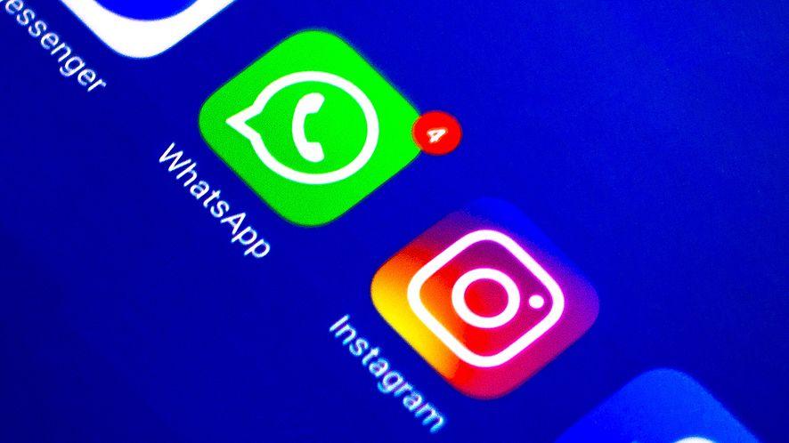 WhatsApp może zostać wykorzystany podczas logowania na Instagram