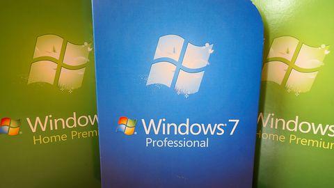 Windows 7 Professional również rozpoczął informowanie o końcu wsparcia