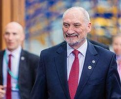 Macierewicz mówi o niezależnych mediach. Wymienił TV Trwam i TVP Info