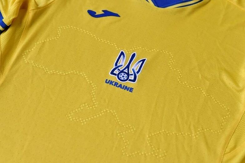 Euro 2020. Kontrowersje z koszulkami Ukrainców. Zdarzenie nabrało wydźwięku politycznego