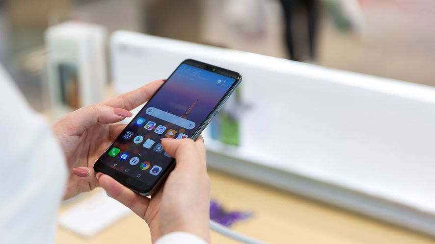 Huawei chce być nowym liderem sprzedaży smartfonów (depositphotos)
