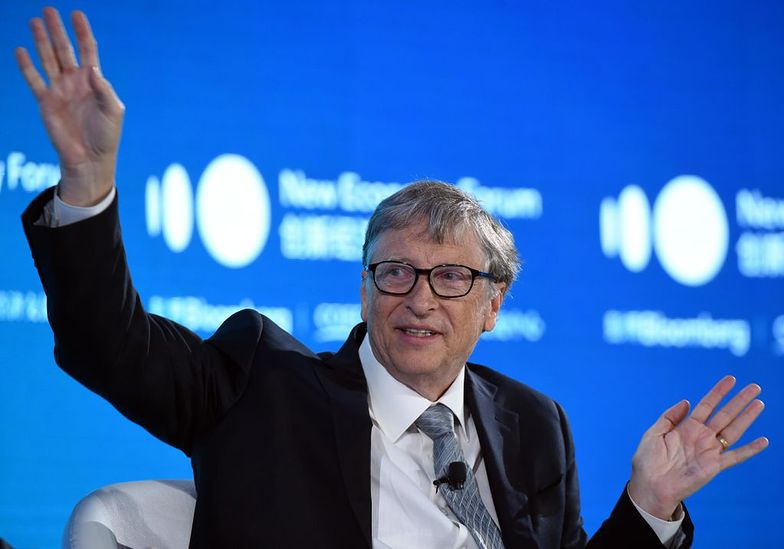 Przemaglowali Billa Gatesa. Ważne słowa