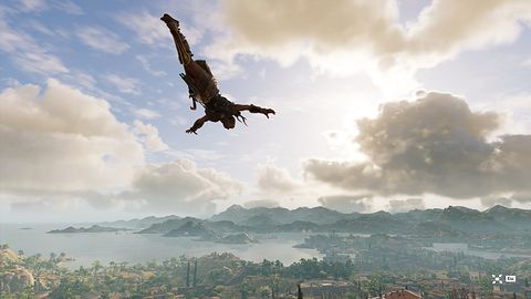 Assassin's Creed Odyssey — jak zakochać się w serii na nowo