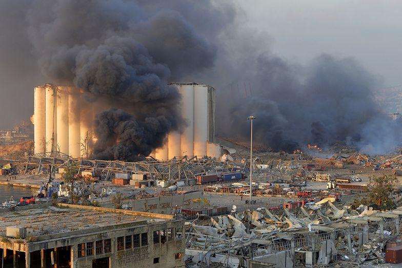 Wybuch w Bejrucie. Są wyniki wstępnego śledztwa. Co było przyczyną tragedii?