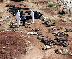 """""""Zbrodnia przeciwko ludzkości"""". Masakra na granicy z Turcją"""