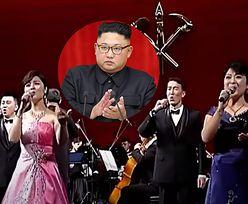 Właśnie dawali koncert. Nagle zobaczyli na widowni... Kim Dzong Una