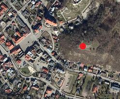 Odkrycie w Kazimierzu Dolnym mrozi krew. Odsłoniła je silna ulewa