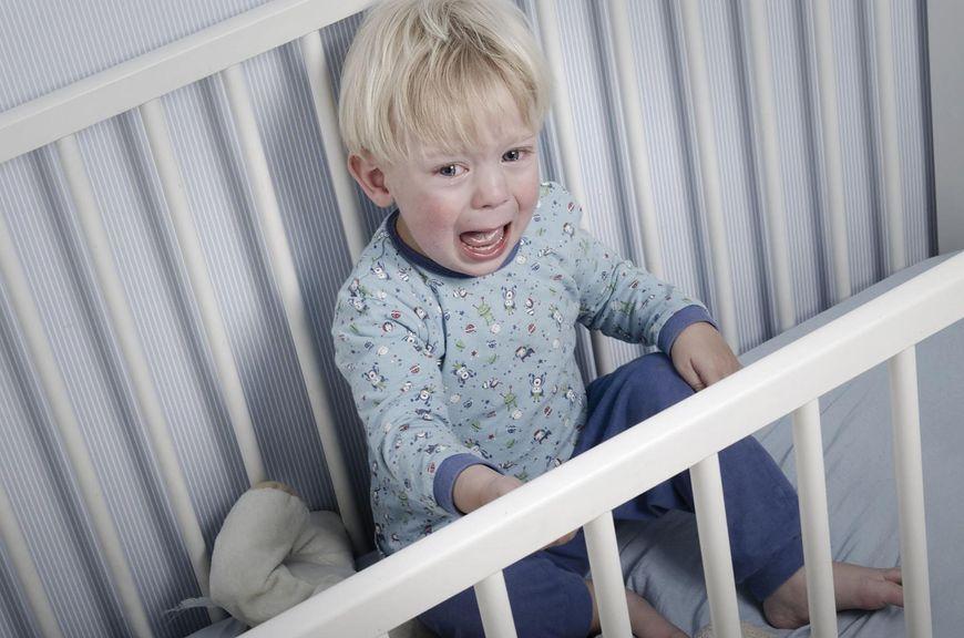 Histeryzujące dziecko