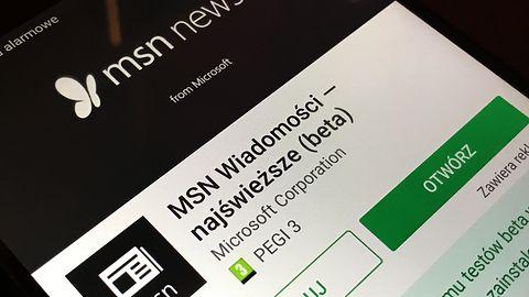 Microsoft prezentuje nowe aplikacje do śledzenia newsów na Androida i iOS-a