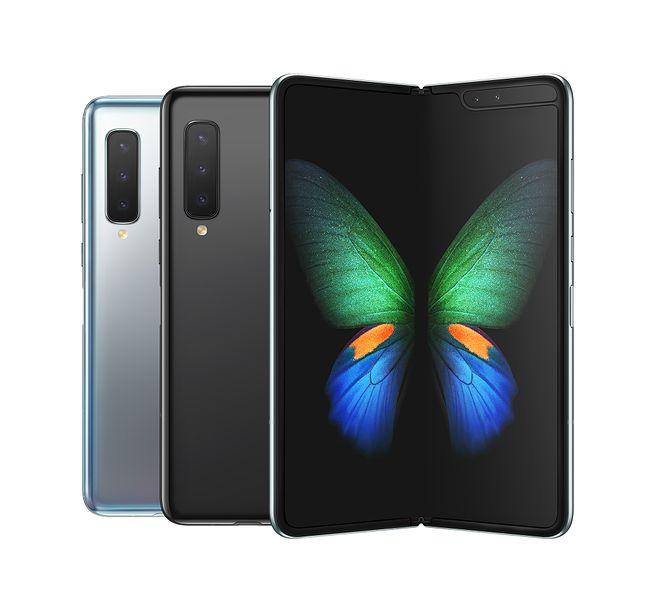 Samsung Galaxy Fold, źródło: materiały prasowe.