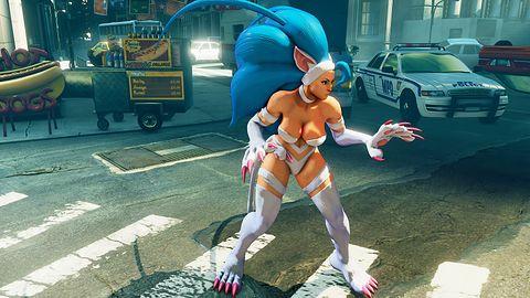 Nie wolno zarabiać na nagich kobietach ze Street Fighter V