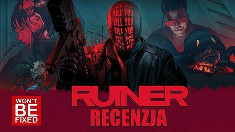 Ruiner [PC] - Recenzja - Cyberpunkowe Hotline Miami z Polski